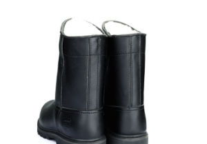 Warm-Keeping Genuine Leather Safety Boots pictures & photos