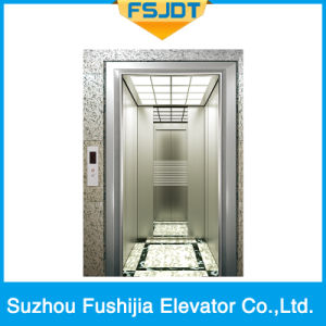6.0m/S High Speed and Safety Stretcher Elevator with Stainless Steel pictures & photos