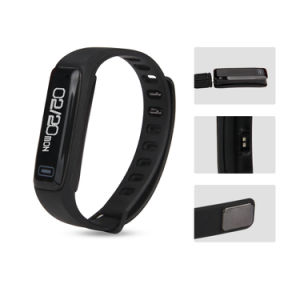 Fashion Veryfit APP Smart Bracelet Health Sleep Monitoring with TPU Material Smart Wrist Band pictures & photos
