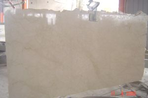 Imported From Spain Polished Surface Tiles, 60X60X2cm Crema Marfil Marble Tile pictures & photos