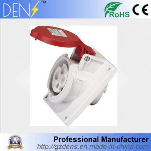 IP44 4 Pin Waterproof Industrial Plug Socket pictures & photos