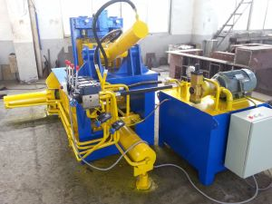 Hydraulic Scrap Metal Baler for Metal Old Car Press Machine Hot Sale pictures & photos