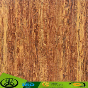 Wood Grain Decorative Paper for Floor and Poly Board pictures & photos