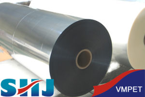 Metalized CPP Film for Packaging (VMCPP M128E) pictures & photos