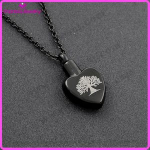 Tree of Life Heart Stainless Steel Pendant Necklace Cremation Necklace pictures & photos