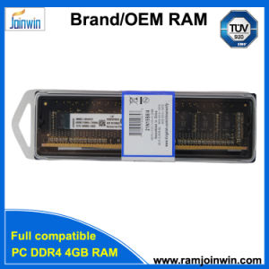 Full Compatible 288pins DDR4 2133MHz 4GB RAM pictures & photos