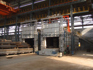 Car Bottom Annealing Furnace pictures & photos