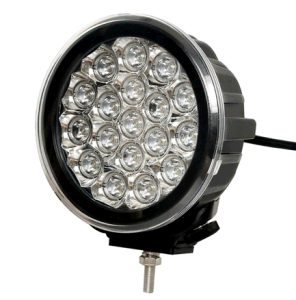 Super Power 90W LED Work Light with CREE Chips for 4*4 Offroad Car Truck SUV ATV UTV 7inch Driving Light IP68 pictures & photos