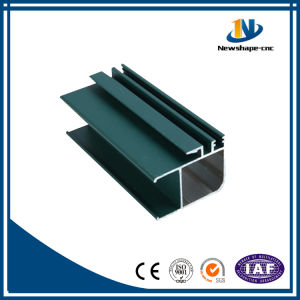 6063t5/6061t6 Powder Coating Aluminum Alloy Frame Profile pictures & photos
