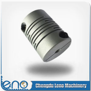 Clamp Type Aluminum Alloy Flexible Shaft Parallel Beam Couplings pictures & photos
