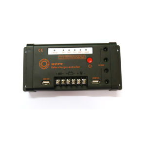CPT Series 20A MPPT Solar Charge Controller pictures & photos