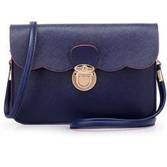 2016 Fashion Sweet Women Leather Candy Color Satchel Cross Body Hand Bag (BDMC034) pictures & photos