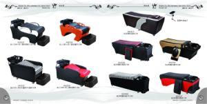Washing Chair Salon Station Salon Furniture Beauty Equipment Shampoo Chair pictures & photos
