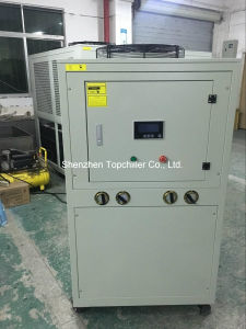 10HP Air Cooled Water Chiller with 12kw Heating Capacity pictures & photos