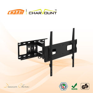 "Retractable TV Bracket for 32""- 70"", Factory Supply TV Mounting Bracket (CT-WPLB-8102L) pictures & photos"