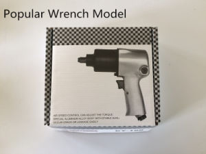 """OEM Valve Drive Size Pneumatic Wrench 1/2"""" pictures & photos"""
