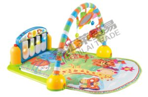 En71 Approved Piano Fitness Frame Toy Baby Play Mat pictures & photos