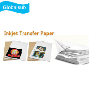 A4 Inkjet Transfer Paper for T-Shirt Sublimation Printing pictures & photos