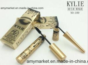 Kylie 2 in 1 Magic Thick Slim Waterproof Mascara Cool Black Waterproof Eyeliner pictures & photos