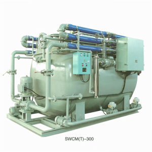 Marine Sewage Treatment to Comply with Mepc Regulation pictures & photos