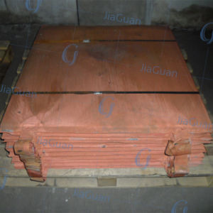 Copper Cathode 99.99% Grade a From Factory pictures & photos