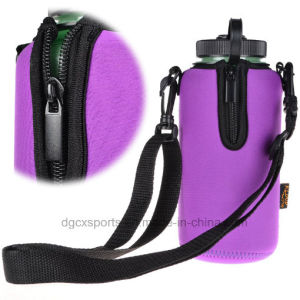 Fashion Neoprene Bottle Cooler /Cooler Bag with Tote pictures & photos