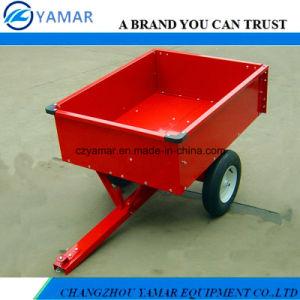 Deavy Duty Garden Cart/ Dump Cart/ATV Cart/ATV Trailer pictures & photos