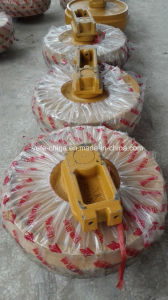 E200b Excavator Undercarriage Parts Front Idler, Front Idler Assembly pictures & photos