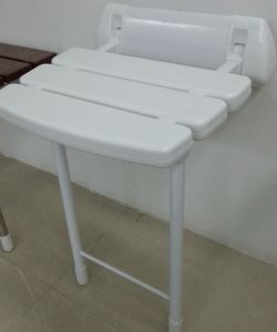 Bathroom Fitting Wall Mounted chair Bath Shower Seat pictures & photos