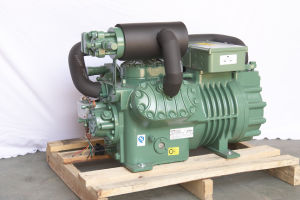 Bitzer Semi-Hermetic Double-Stage Compressor, S6h-20.2, S6g-25.2, S6f-30.2 pictures & photos