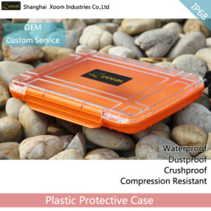 Crushproof Watertight Travel Tablet Case iPad Case PCB Board Waterproof Case pictures & photos