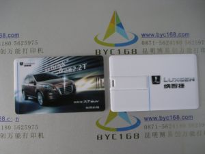 Brand New and High Quality USB Card UV Printer pictures & photos
