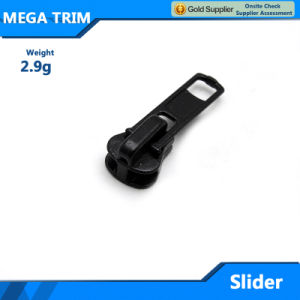 5# Black Zinc Alloy Slider for Metal Zipper pictures & photos