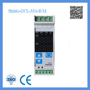 Shinko Dcl-33A-R/M Temperature Controller for Temperature Control of Small Machinery. pictures & photos