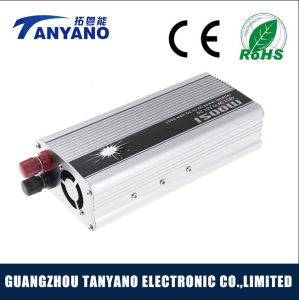 Tanyano 1500W High Quality Auto Power Inverter with USB pictures & photos