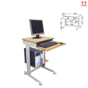 Best Price of Office Desk Workstations with Good Service Computer Table pictures & photos