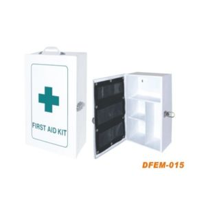 Factory First Aid Box Empty Medical Box pictures & photos
