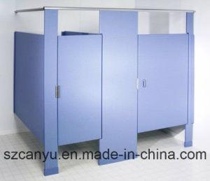 Custom Size Compact Public Government Secor Toilet Cubicle Partition pictures & photos