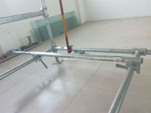 Scaffolding 5/4/3 Board Extendable Transom for Cuplock System pictures & photos