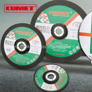 High Speed Reinforced Cut-off Wheels pictures & photos