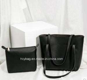 Latest Fashion Bags, Saffiano Handbag Classic Handbags, Two-Piece PU Handbags pictures & photos