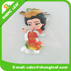 100% Rubber Soft Magnet History People Yang Guifei 13*6.0*1cm pictures & photos
