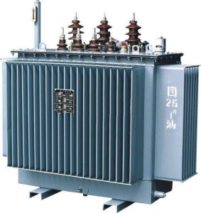 Three Phase Oil Immersed Distribution Electric Toroidal Current Hf Voltage Power Transformer pictures & photos