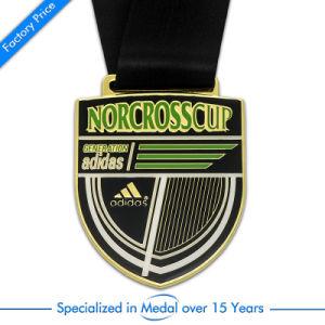 Cuatom OEM No MOQ Custom Printed Souvenir Metal Old Medal pictures & photos