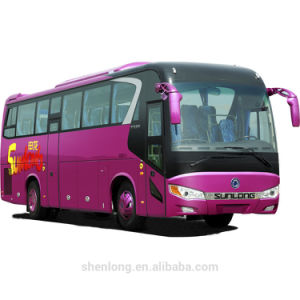 Hot Sale 10m Series 31-50 Seats Diesel Luxury Tour Bus Slk6108A pictures & photos