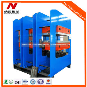 Rubber Vulcanizing Machine (Frame Type For Rubber Product Making) pictures & photos
