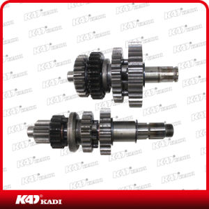 Motorcycle Engine Parts Motorcycle Transmission Set for Eco100 pictures & photos