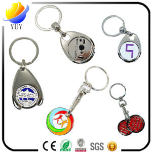 Hot Selling for All Kinds of Metal Coin Key Chain pictures & photos