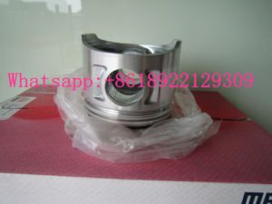 Mahle Piston for Cummins Excavator Engine 6bg1t Round Combustion (Part Number: 1121119180) pictures & photos