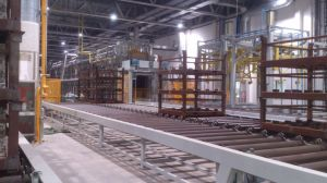 Solution and Ageing Heat Treatment Line pictures & photos